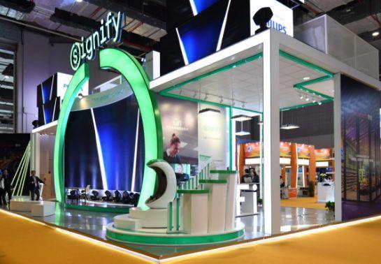 昕诺飞出席首届中国进博会,展示前沿物联网照明科技压力变送器